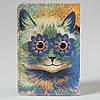Обложка на автодокументы 1.0 Fisher Gifts 452 Я не кот (эко-кожа), фото 5