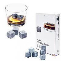 Набор кубиков для виски из натурального стеатита Whiskey Stones
