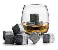 Кубики для виски из мыльного камня с пожизненной гарантией Whiskey Stones