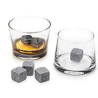 Камни для охлаждения виски и напитков Whiskey Stones