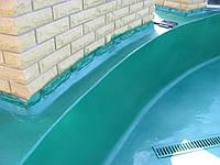 Гидроизоляция эксплуатируемых терасс и плоских крыш полиуретаном (полимочевина)