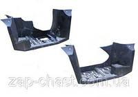 Пластиковые подножки для квадроцикла 150-200сс