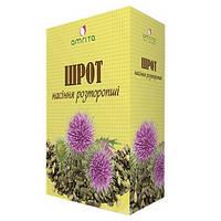 «Шрот семян расторопши» - защищает клетки печени от неблагоприятных воздействий токсинов, радиации и различных