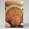 Обложка на автодокументы Fisher Gifts v.1.0. 584 Ракушка на морском побережье (эко-кожа), фото 5