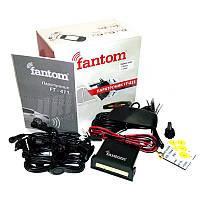 Парктроник Fantom FT-411 Black/Silver
