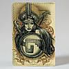 Обкладинка на автодокументи 1.0 Fisher Gifts 662 Остання з ацтеків (еко-шкіра), фото 5