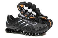 Кроссовки Adidas Mega Bounce мужские черно-серые