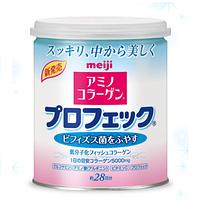 MEIJI Amino Collagen Profec + Бифидобактерии, 200гр( на 28 дней)