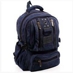 Рюкзак GOLD BE 1304 синий