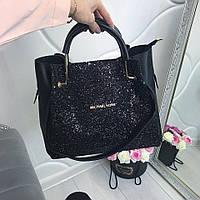 Женская удобная сумка с косметичкой , фото 1
