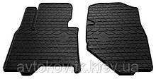 Гумові передні килимки в салон Infiniti EX (QX50) 2008- (STINGRAY)