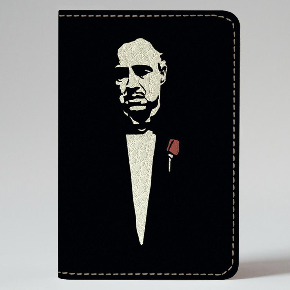 Обложка на автодокументы Fisher Gifts v.1.0. 760 Вито Корлеоне 2 (эко-кожа)