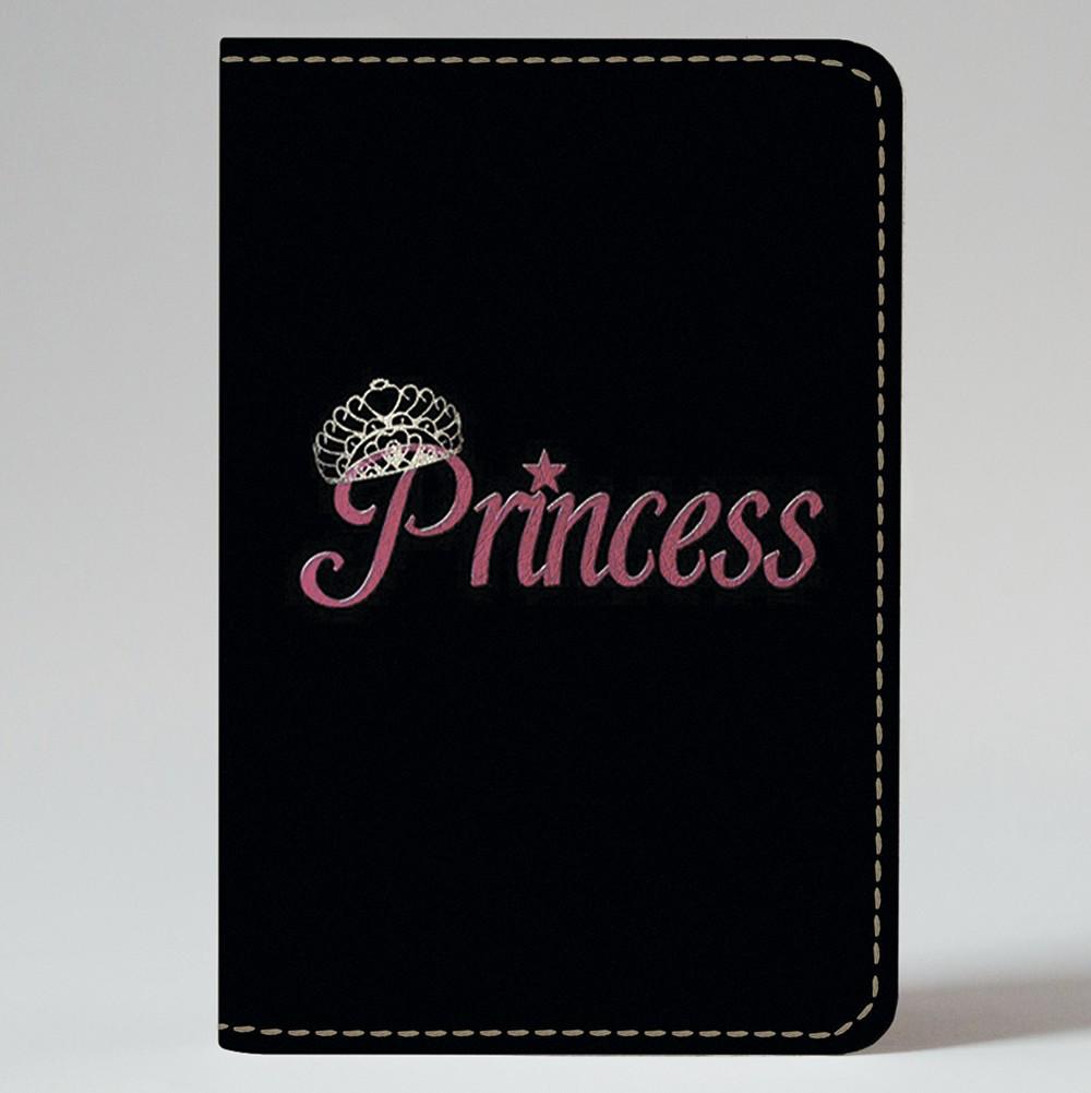 Обложка на автодокументы v.1.0. Fisher Gifts 775 Принцесса и бриллиант (эко-кожа)