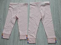 Детские лосины, штаны для девочек 1- 4 года