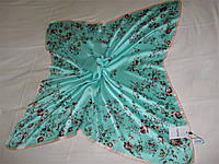 Платок Valentino шёлковый можно приобрести на выставках в доме одежды город Киев
