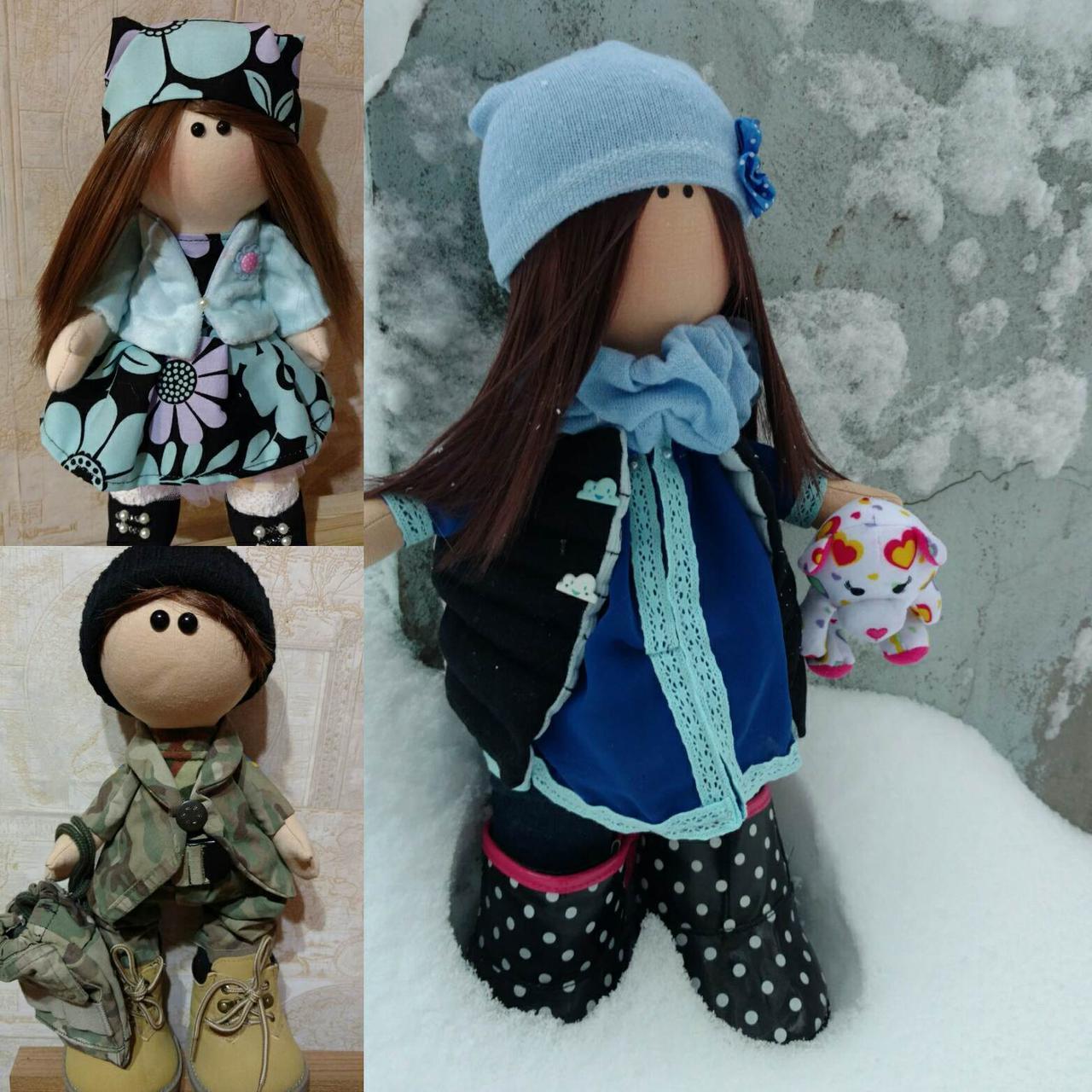 Кукла авторская тильда (ассортимент)