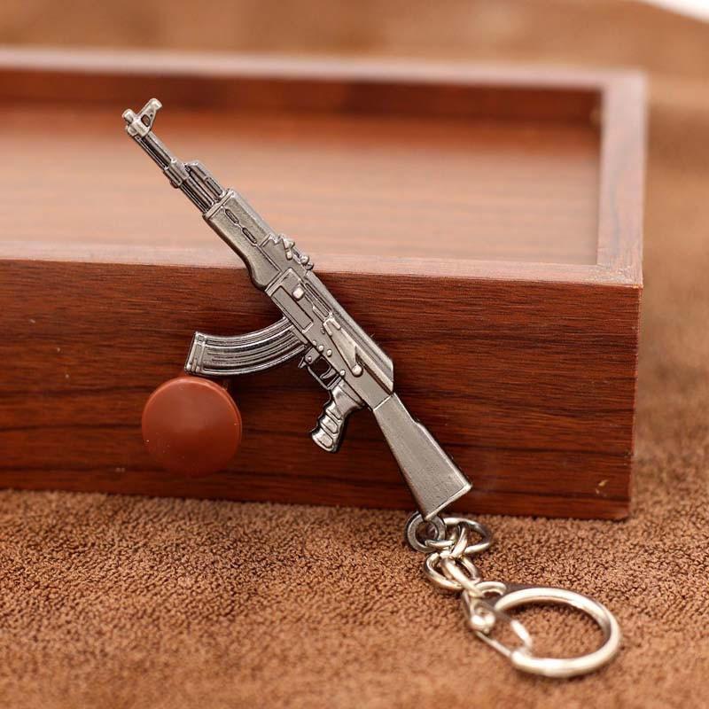 """Металлический брелок для мужчины """"АК-47""""!"""