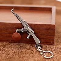 """Металлический брелок для мужчины """"АК-47""""!, фото 1"""