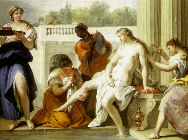 Древняя Греция женщины