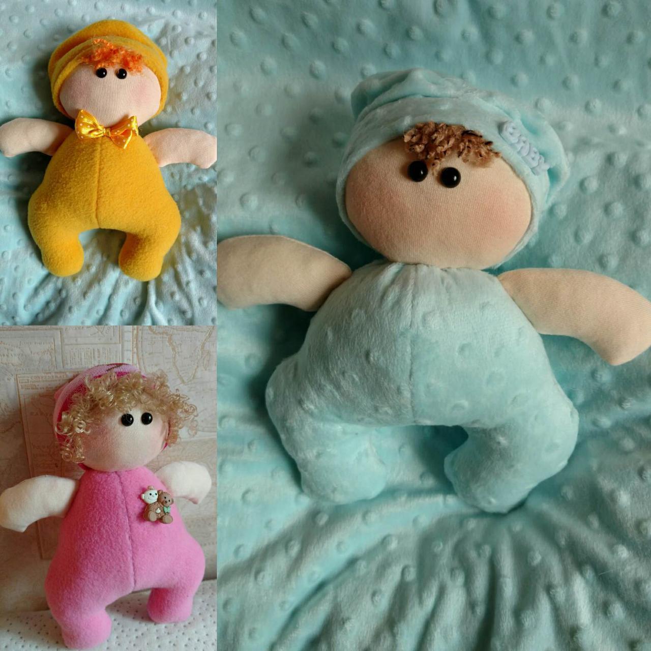 """Ляльки м.які """"Пупси"""""""