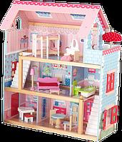 Кукольная одежда, посуда, домики