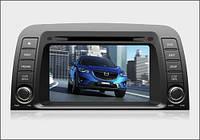 Штатная магнитола Phantom DVM-7558G iS с GPS навигацией и Bluetooth для Mazda