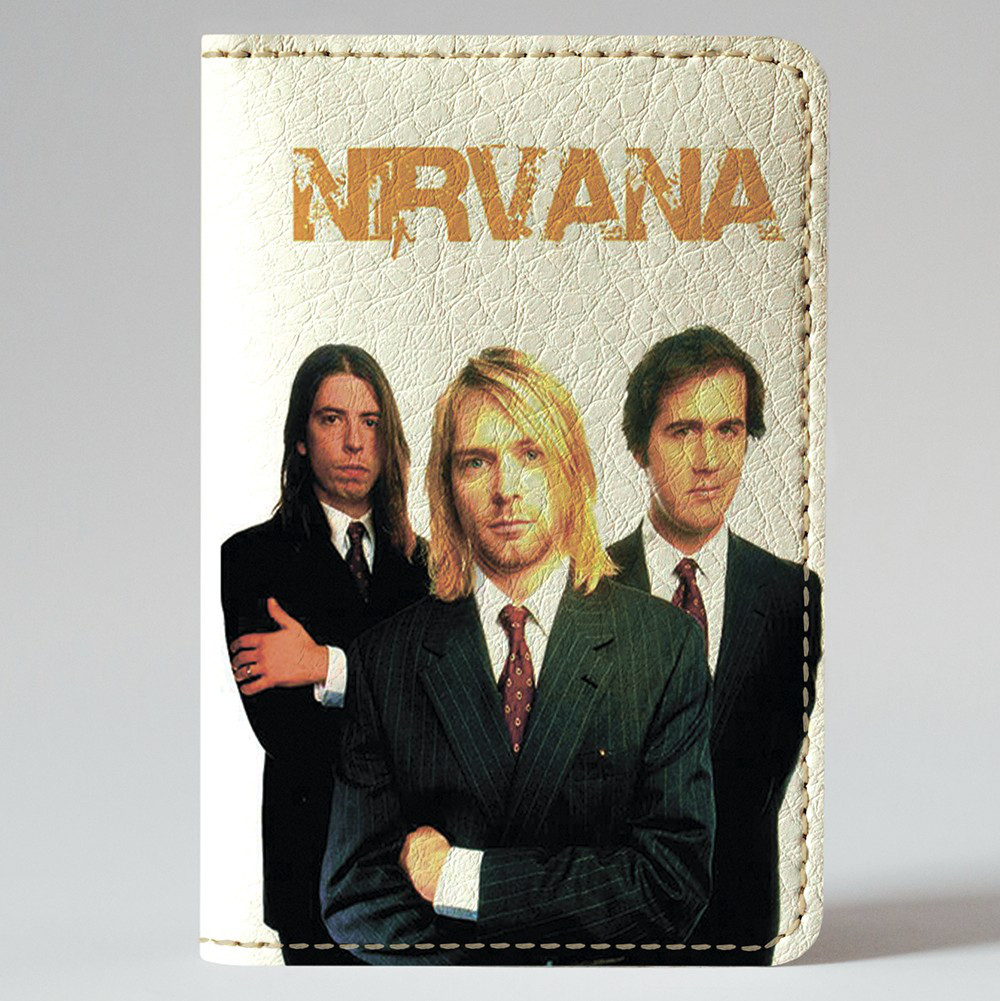 Обложка на автодокументы v.1.0. Fisher Gifts 833 Nirvana 2 (эко-кожа)