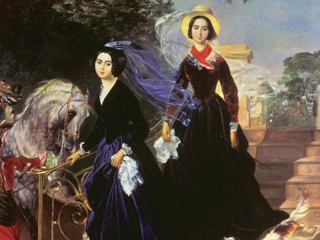 классицизм женщины