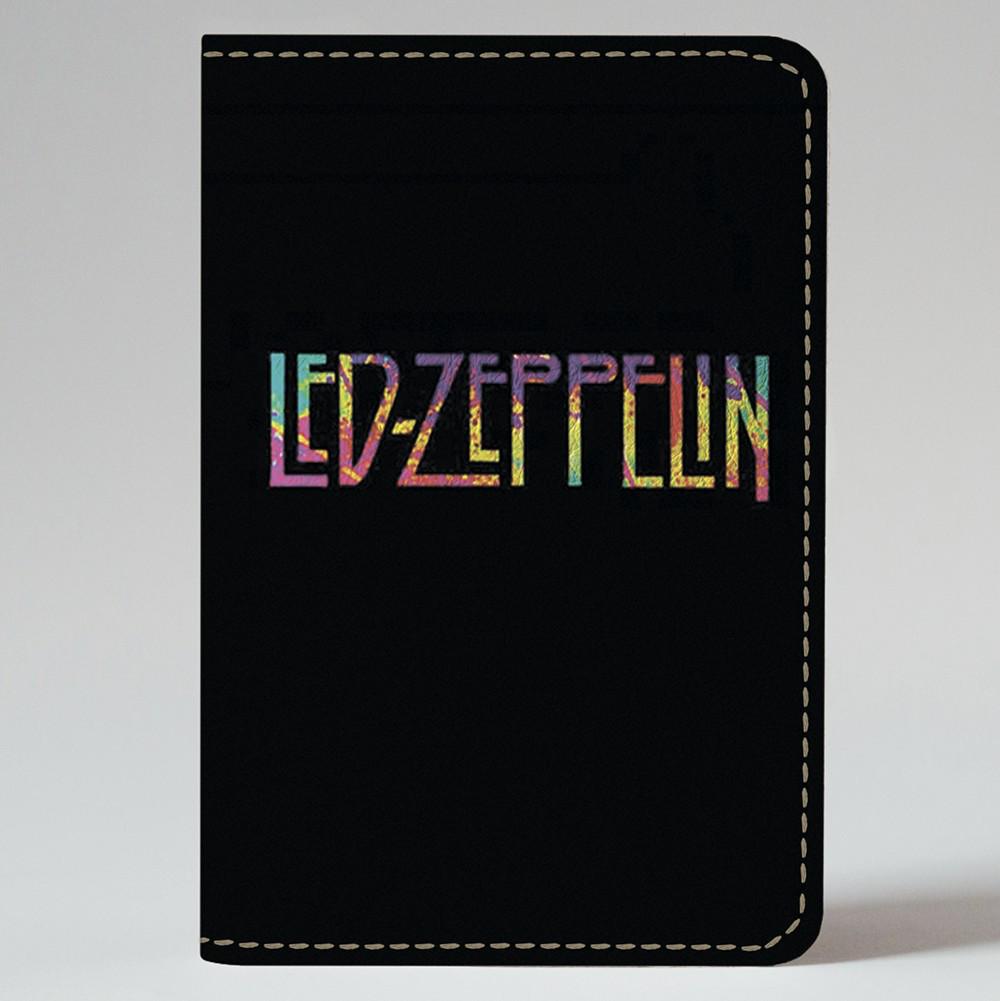 Обложка на автодокументы 1.0 Fisher Gifts 852 Led Zeppelin 2 (эко-кожа)
