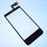 HTC Desire 300 Сенсорный экран  черный