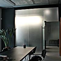 Стеклянная перегородка, межкомнатная перегородка из стекла, офисная перегородка