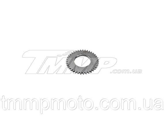 Шестерня коленвала узкая 168F Артикул: H-1045, фото 2