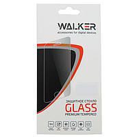 Xiaomi Redmi 3 Защитный стекло Бронь white WALKER
