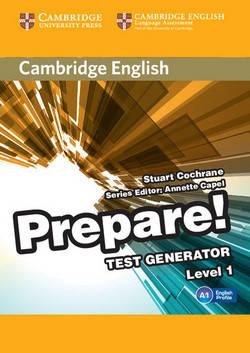 Cambridge English Prepare! 1 Test Generator CD-ROM , фото 2