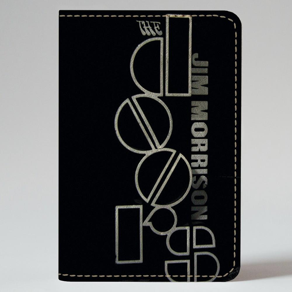 Обложка на автодокументы v.1.0. Fisher Gifts 988 The Doors 2 (эко-кожа)