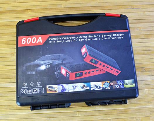 Пусковое устройство для автомобиля (Power Bank) 9600 mAh