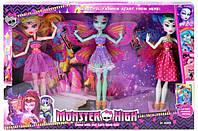 Шарнирные куклы Монстер Хай ТК-913