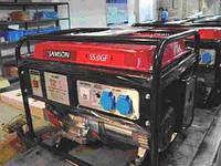 Бензиновый генератор SAMSON S5.0GF