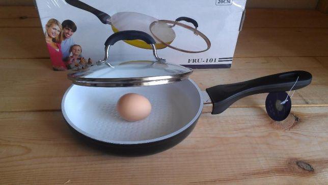 Сковорода Frico Fru-101 с керамическим покрытием