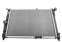 Радиатор охлаждения Ланос 1.5 без кондицыонера Tempest