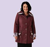 Женская демисезонная куртка. Модель 13. Размеры 52-62