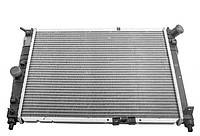 Радиатор охлаждения Ланос 1.5 без кондиционера ДК
