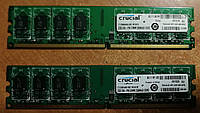 DDR2 на 2GB (PC2-8500) DDR2-1066 Intel/AMD
