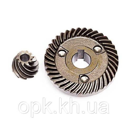 Редукторная пара болгарки Makita 9552, Makita 9554HN, Makita 9555HN, Makita 9557HN, Makita 9558HN