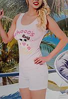Пижама женская с  шортами, фото 1