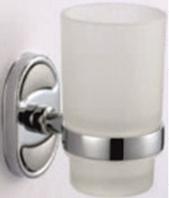 Стаканчик для зубных щеток подвесная с креплением SOLONE Z3906