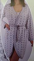 Женский халат и пижама