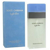 Женская туалетная вода Dolce & Gabbana Light Blue (Дольче Габбана Лайт Блю) 100 мл.