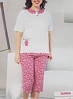 Пижама женская трикотажная