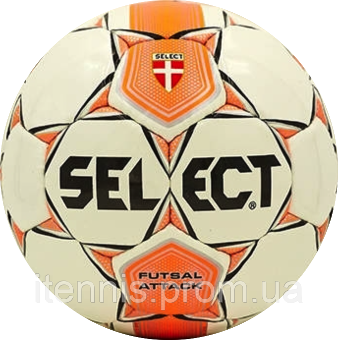 Футзальный мяч Select Futsal Attack-14 size 4 NEW!